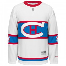 Montreal Canadiens Tom Gilbert Official Black Reebok Authentic Youth 2016 Winter Classic NHL Hockey Jersey